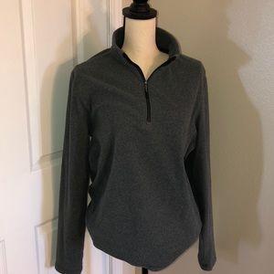 Men's 1/4 zip REI Co-op fleece pullover